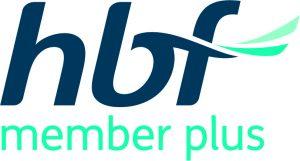 H B F member plus logo